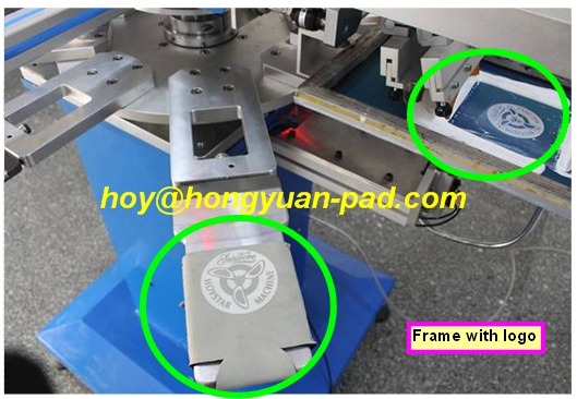 can cooler screen printer machine