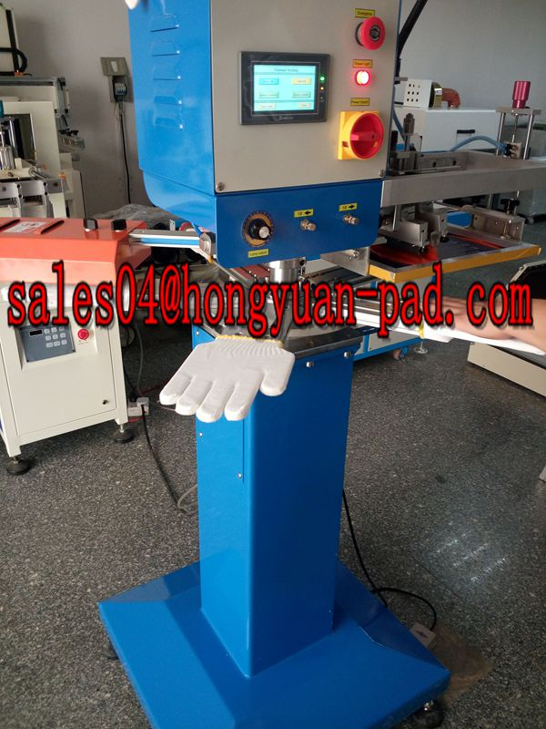 gloves screen printing machine