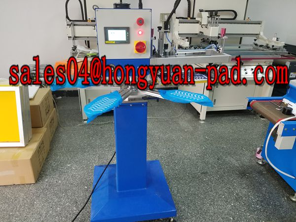 shoe cover screen printing machine
