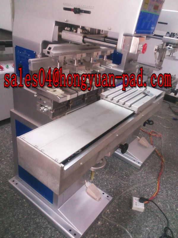 shuttle pad printing machine