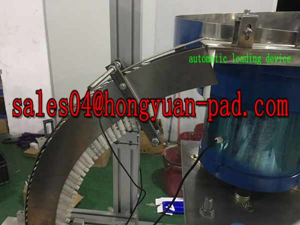 full automatic pusher screen printing machine