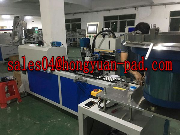 automatic syringe barrel screen printing machine