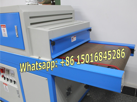 Conveyor Belt UV dryer