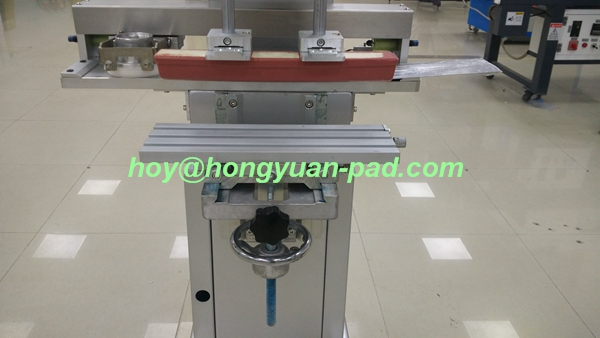 Silicon Pad Printing Machine For Ruler