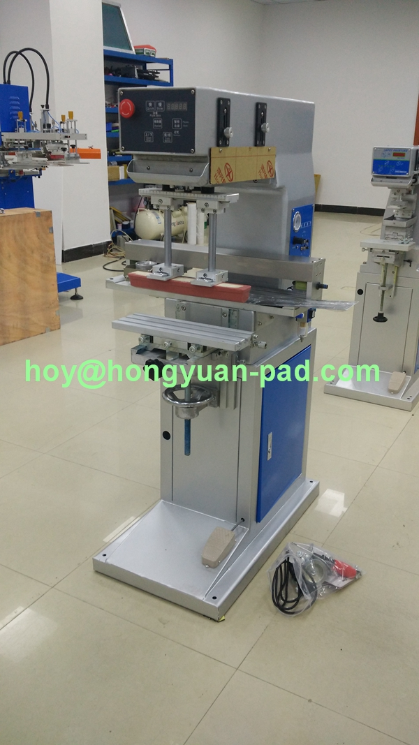 Large Pad Printing Machine 1 Color