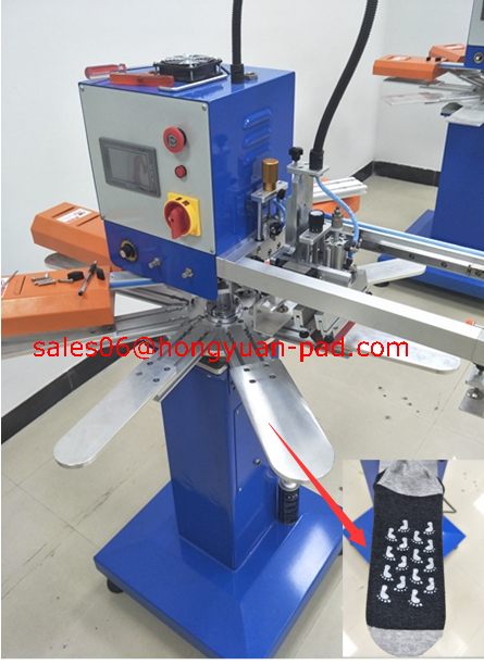 socks automatic screen printing machine