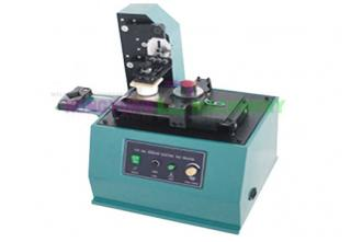 electric pad printing machine for small logo(GW-300)