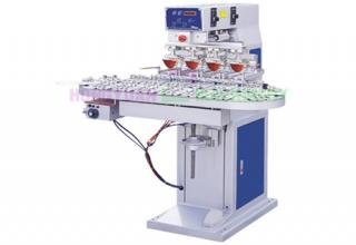4 color pad printing machine from China (GW-P4/C)
