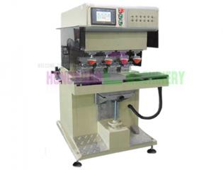 GW-M4-ST 4 color print head pad printing machine