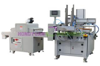 Automatic Stationery Ruler Screen Printing machine(GW-RUL-A)