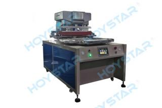 1 Color Pad Printing Machine for Rulers